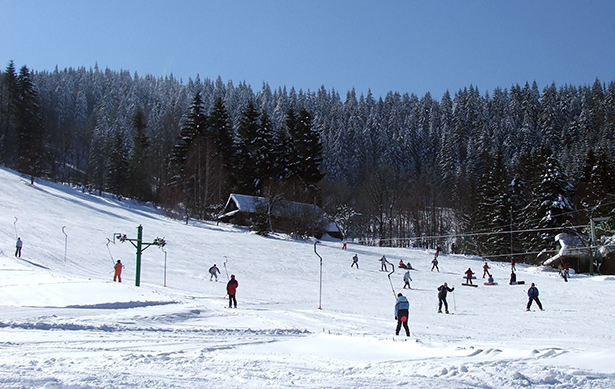 Wintersport in Tsjechie 3